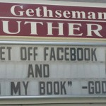 Would Jesus be on Facebook?